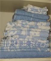 Blue Towels # 2