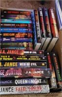 J A Jance Books