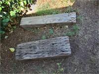 Decorative Lumber Blocks