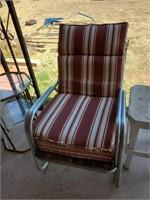 Patio Chair W/ Cushion