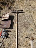 Craftsman Long Handled Rake/ Cutter?