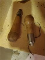 2pc Wood Tool Handles