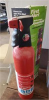 Fire Extinguisher #4