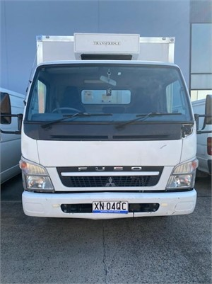 2018 Mitsubishi Fuso CANTER 1.5 - Trucks for Sale
