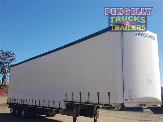 2004 Maxitrans Curtainsider Trailer Pengelly Truck & Trailer Sales & Service - Trailers for Sale