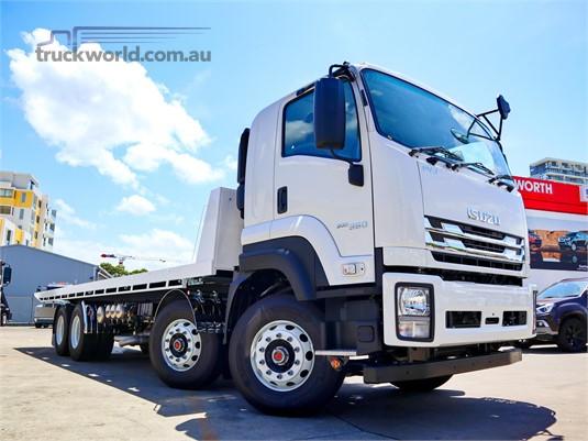 2020 Isuzu FYJ 2000 - Trucks for Sale