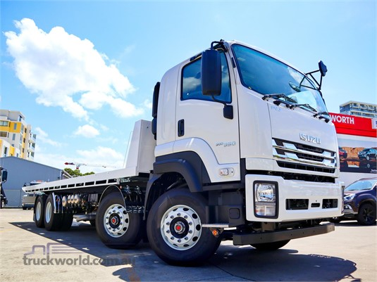 2020 Isuzu FYJ 2000 - Trucks for Sale