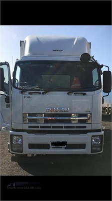 2016 Isuzu FXL 1500 Long - Trucks for Sale