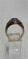1957 14k Gold West Point Class Ring