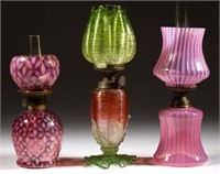 Selection of miniature lamps