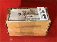 50rds Fiocchi 44-40 210gr