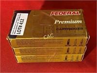 20rds Federal Premium 25-06rem 115gr