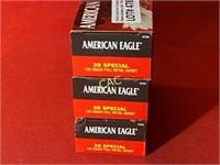 50rds American Eagle 38spl 130gr FMJ