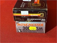 40rds Winchester 300