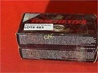 20rds Winchester 300wsm 150gr
