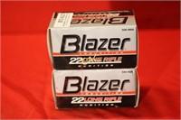 500rds Blazer 22lr