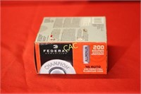 200rds Federal 45auto 230gr FMJ