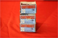 20rds RNC 5.56x45 Sporting Rifle Ammunition