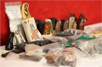 Box lot of Pistol Grips