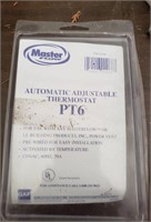 Automatic Thermostat PT6