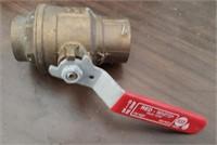 Brass valve 1