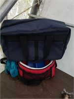 Soft Lunch cooler and bag