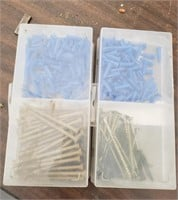 Screws and anchors lot