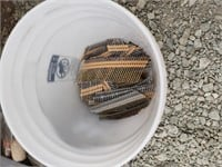 Bucket of nails