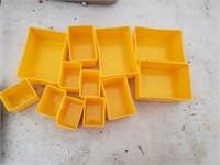 Yellow organizers