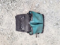 Green tool bag