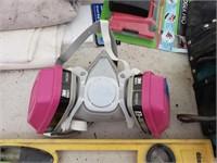 Pink respirator 3