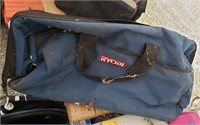 Large Ryobi tool bag with misc tools