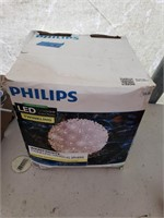 Phillips LED Twinkling Sphere Light
