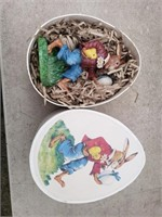 Ceramic Easter Decoration in Box **NEW**