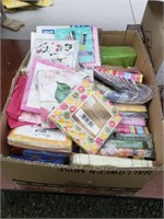 Lot of Party Supplies-Napkins NEW