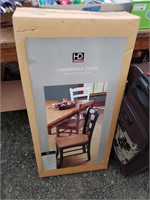 HD Designs Chair. Appears new
