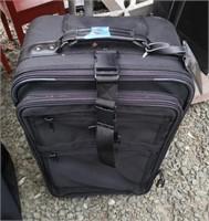 Black Rolling Suitcase