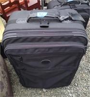 Black rolling suitcase 2