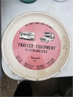 Vintage Trailers Equipment Ash tray