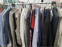 Clothing on this Rack