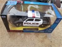 Police Car 818 New in Box