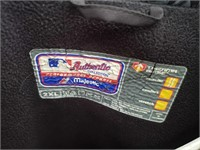 2X Authentic Blue Jays Baseball team Jacket