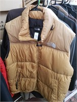 Men's XL Northface Vest