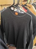 Hugo Boss Grey Long sleeve