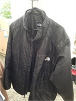Black Northface Jacket