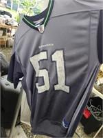 Seahawks 51 Jersey