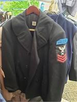 Military Coat 44R