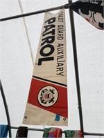 Coast Guard Aux Patrol Banner