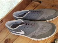 Grey-White Nike Size 13