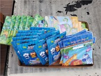 Zoo Animals Party Supplies Lot *new*